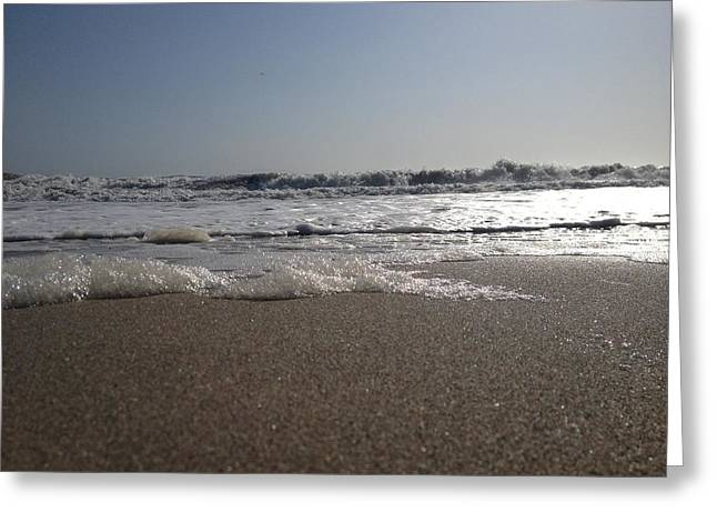 Beach 3 Greeting Card by Jonathon Hernandez