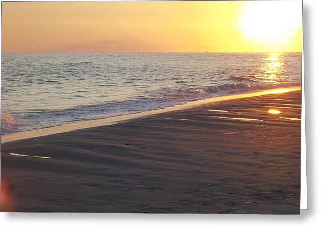 Beach #5 Greeting Card