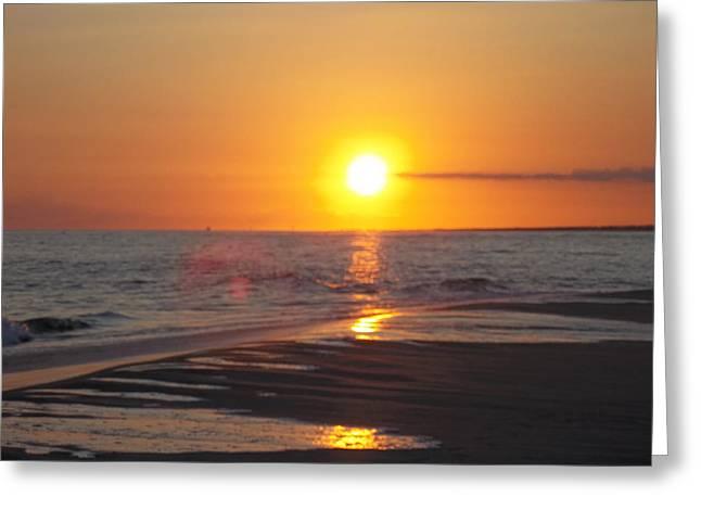 Beach #7 Greeting Card