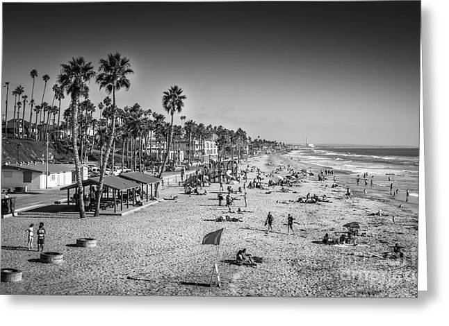 Greeting Card featuring the photograph Beach Life From Yesteryear by John Wadleigh