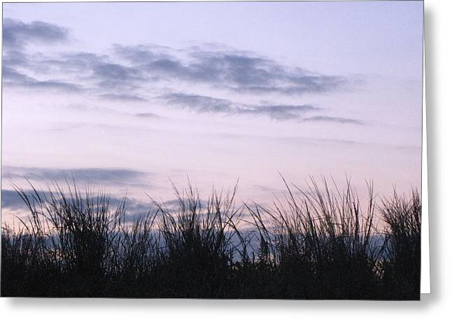 Greeting Card featuring the photograph Beach Sunrise 1 by Melissa Stoudt