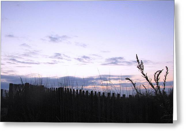 Greeting Card featuring the photograph Beach Sunrise 2 by Melissa Stoudt