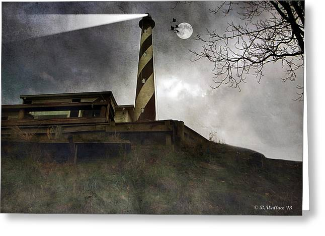 Beacon  Greeting Card by Brian Wallace