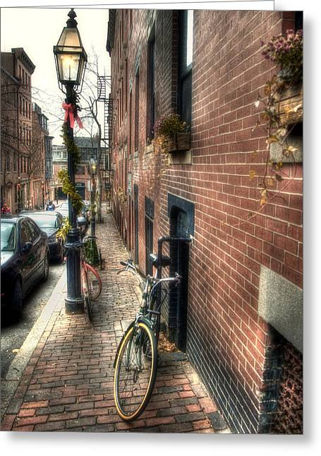 Beacon Hill Winter Greeting Card