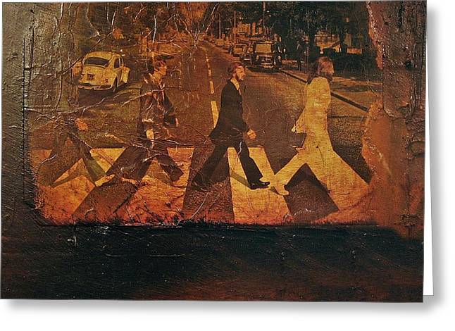 Beatles Revisited Greeting Card