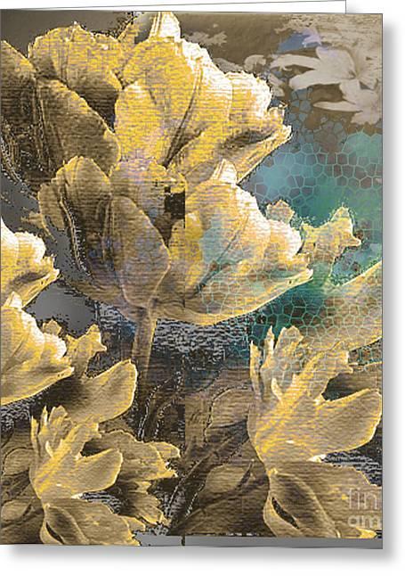Beau Greeting Card by Yanni Theodorou