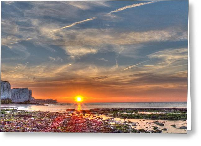 Beautiful Botany Bay Greeting Card