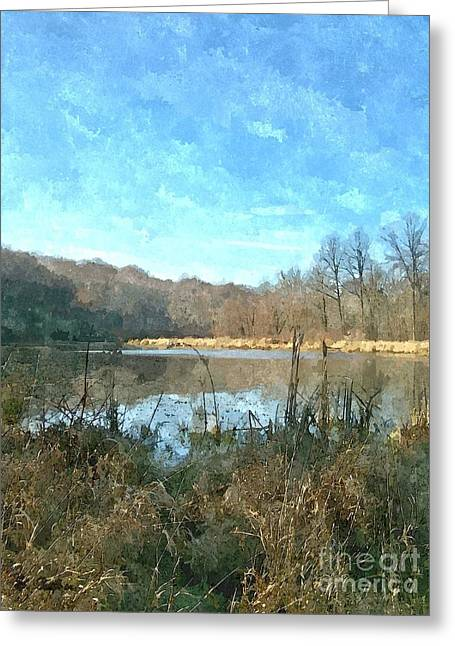 Greeting Card featuring the photograph Beautiful Day 2 by Sara  Raber
