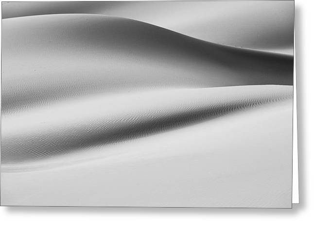 Beautiful Dunes Greeting Card