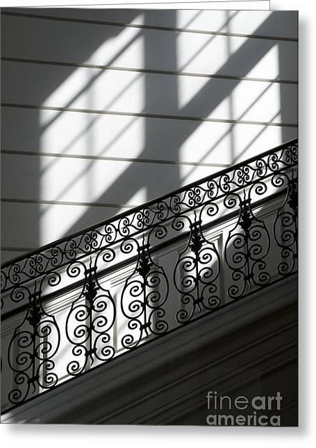 Beautiful Staircase Greeting Card