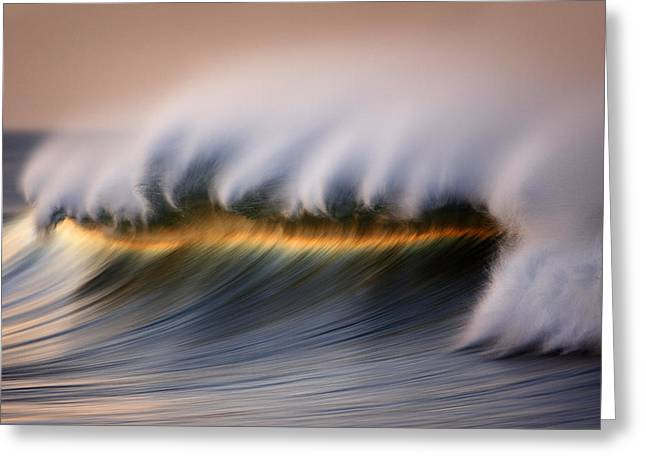 Beautiful Wave Mg_8910 Greeting Card
