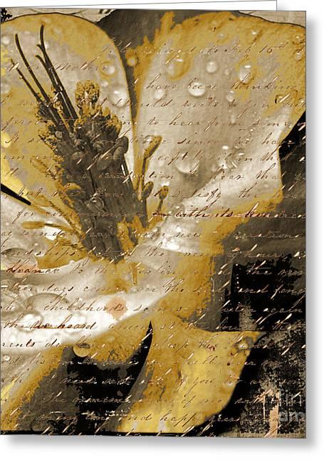 Beautiful Greeting Card by Yanni Theodorou
