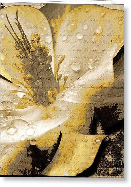 Beauty IIi Greeting Card by Yanni Theodorou