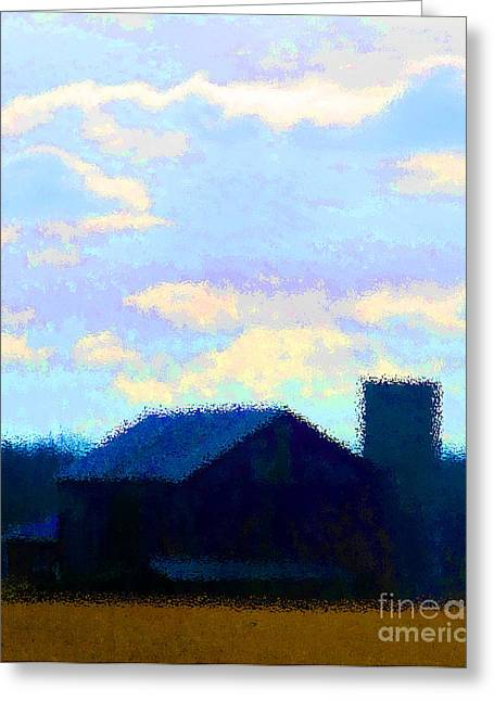 Beauty Greeting Card by Tina M Wenger