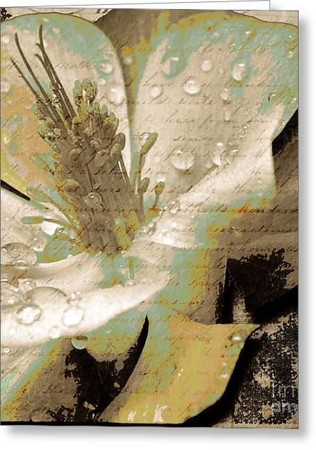 Beauty Vii Greeting Card by Yanni Theodorou