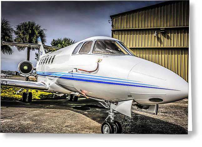 Beechcraft 900xp Greeting Card by Chris Smith