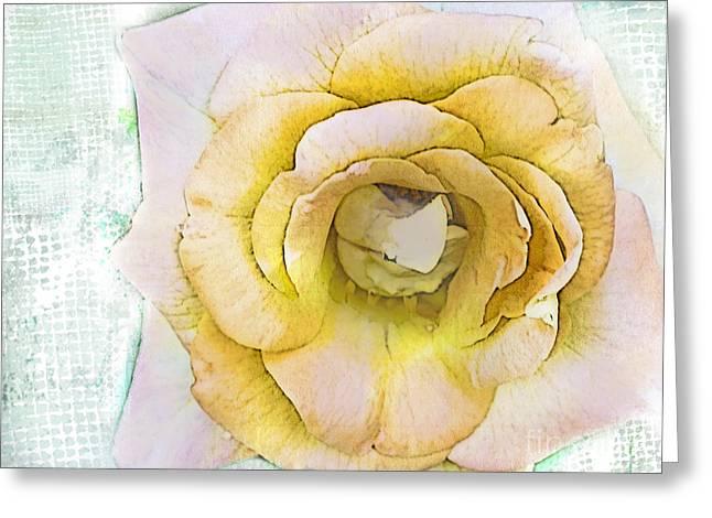 Belinda's Dream Greeting Card by Elena Nosyreva