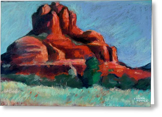 Bell Rock Sedona Greeting Card