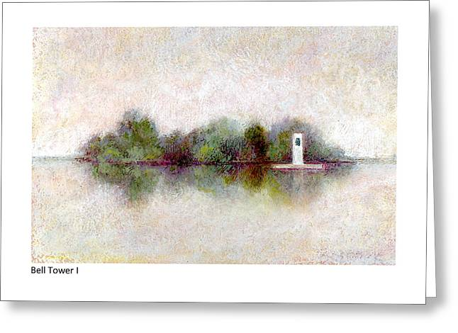 Bell Tower I Greeting Card