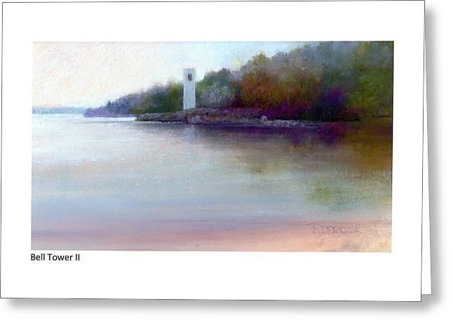 Bell Tower II Greeting Card