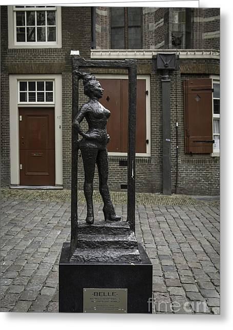 Belle Amsterdam Greeting Card