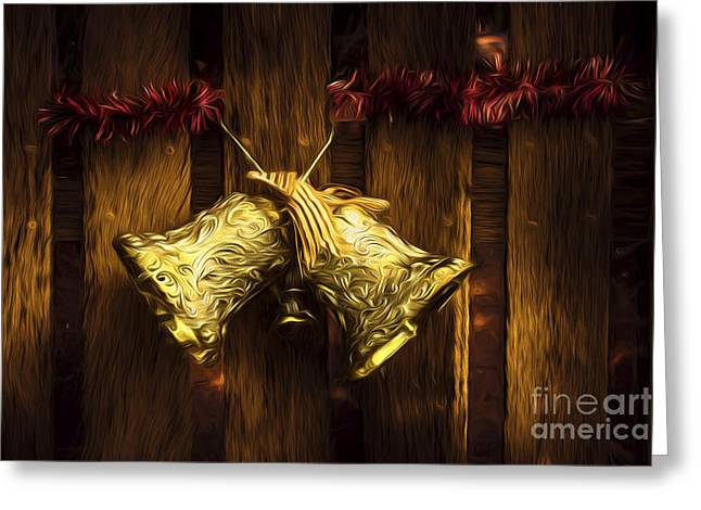 Bells Of Christmas Joy Greeting Card