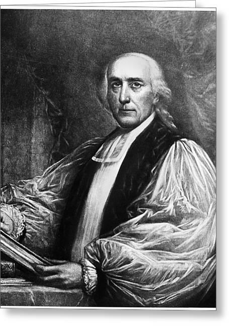 Benjamin Moore (1748-1816) Greeting Card by Granger