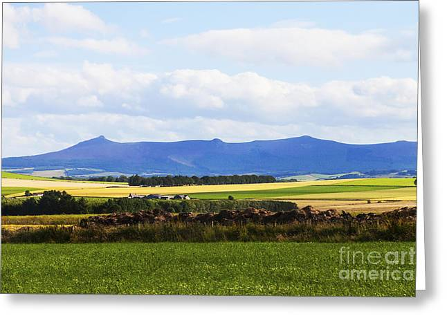 Bennachie Greeting Card