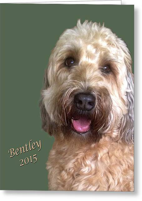 Bentley Greeting Card