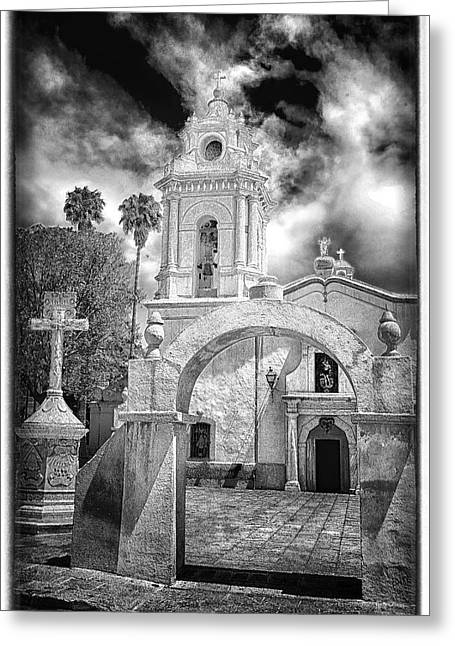 Bernal Church Greeting Card