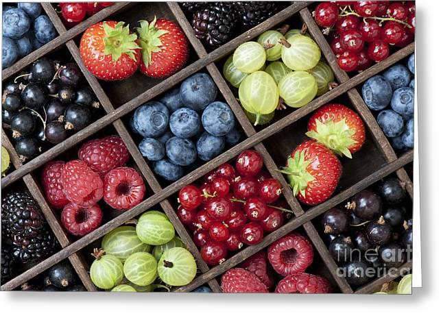 Berrylicious Greeting Card