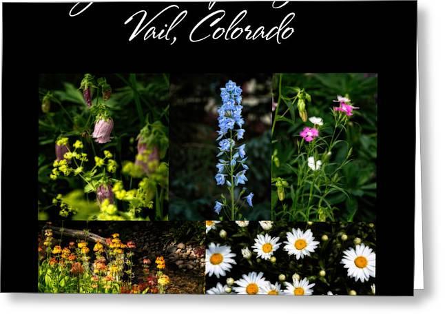 Betty Ford Alpine Gardens Greeting Card