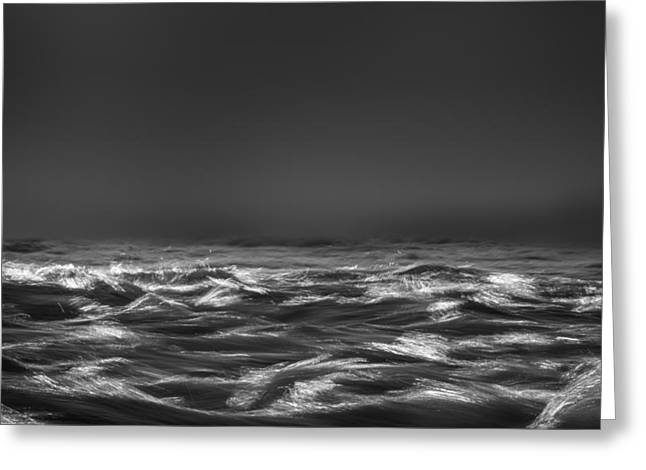 Beyond The Sea Greeting Card by Bob Orsillo