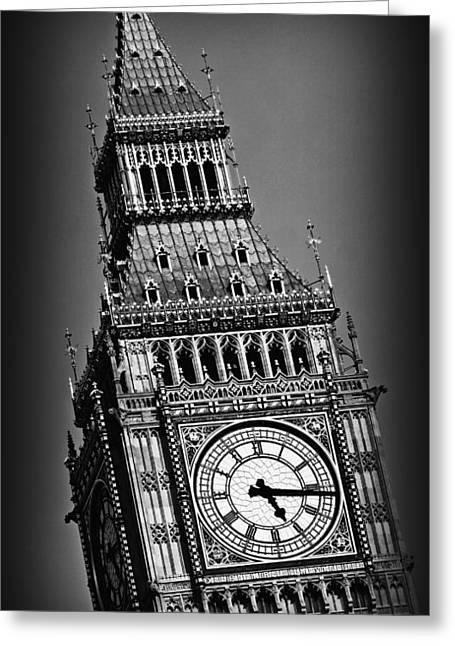 Big Ben 1 Greeting Card by Stephen Stookey