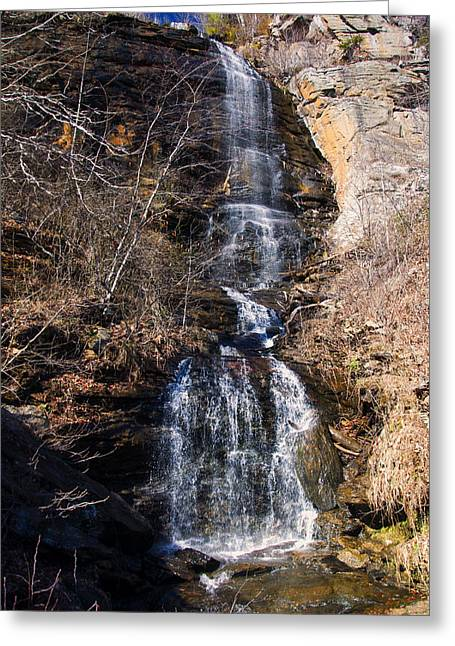 Big Bradley Falls 2 Greeting Card by Chris Flees