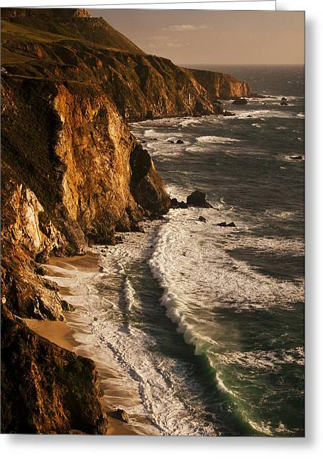 Big Sur Coast Greeting Card