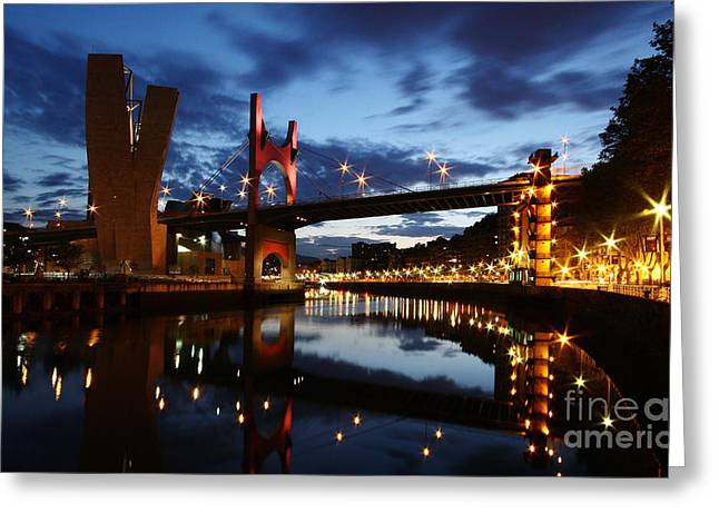 Bilbao 1 Greeting Card
