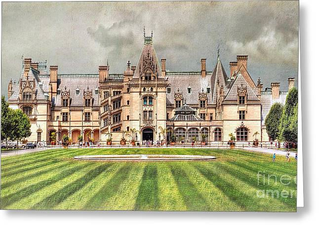 Biltmore House Greeting Card