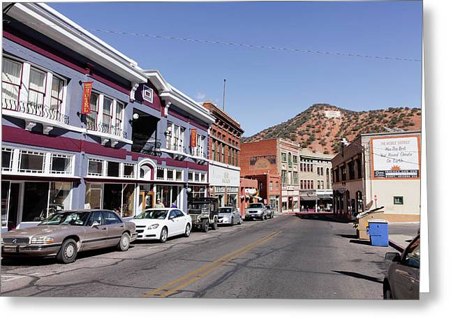 Bisbee, Arizona, United States Greeting Card