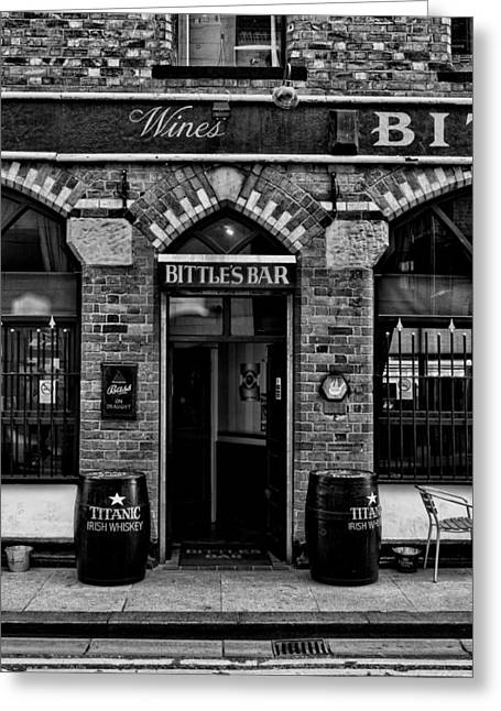 Bittles Bar Greeting Card