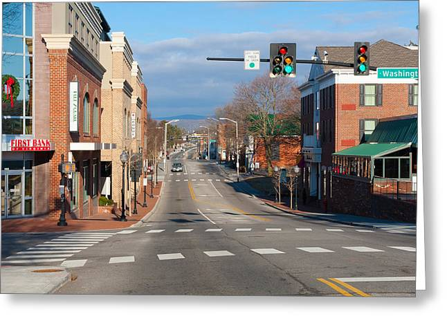 Blacksburg Virginia Greeting Card