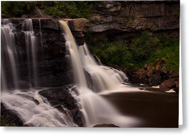 Blackwater Falls Greeting Card