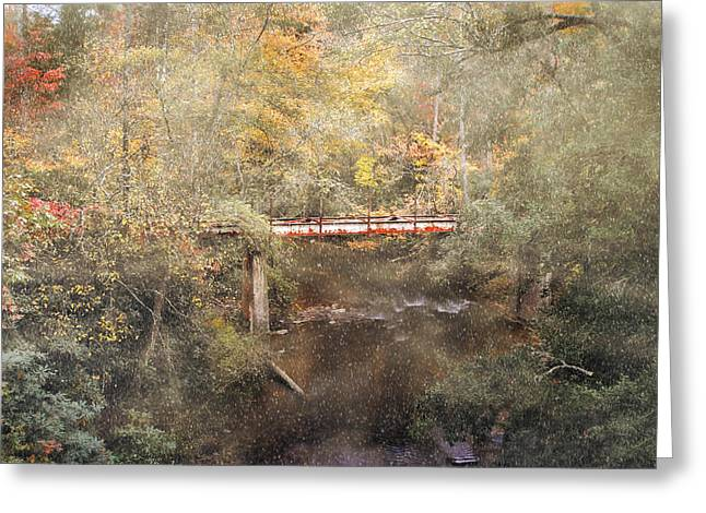 Blackwell Bridge Greeting Card by Brent Craft