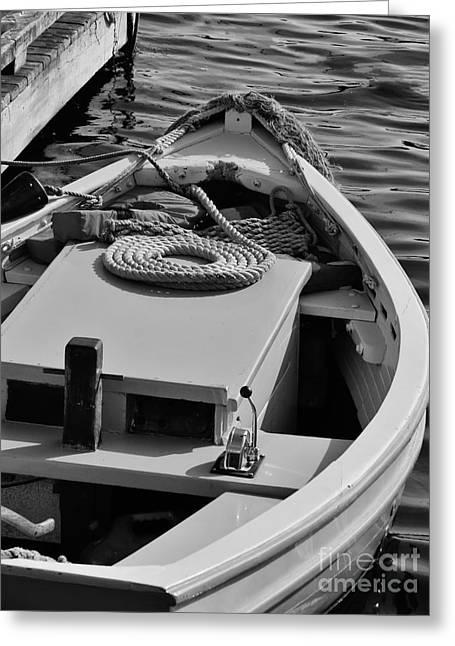 Boating Greeting Card
