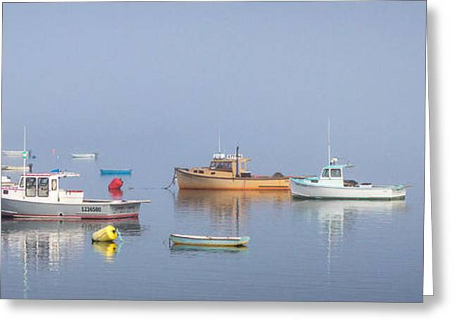 Greeting Card featuring the photograph Boats  by Trace Kittrell