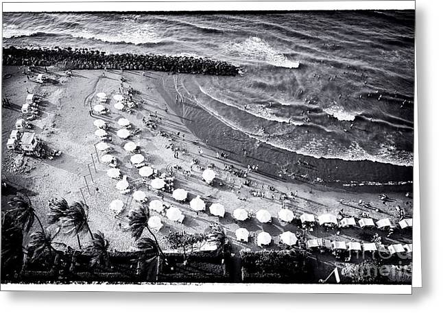 Boca Grande Days Greeting Card by John Rizzuto