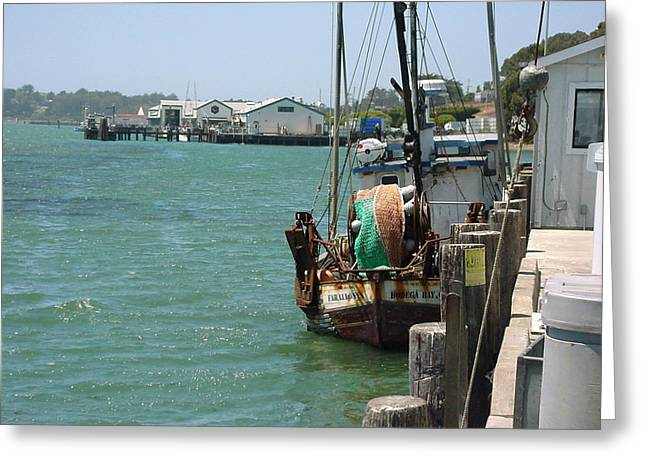 Bodega Bay Greeting Card