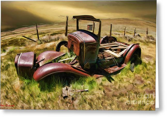 Bodie Classic  Greeting Card