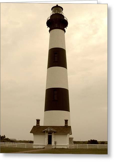 Greeting Card featuring the photograph Bodie Light IIi by Kelly Nowak