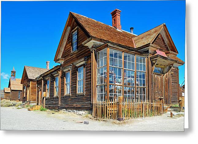 Bodie Store Greeting Card